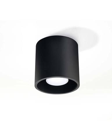 Čierne stropné svietidlo Nice Lamps Roda