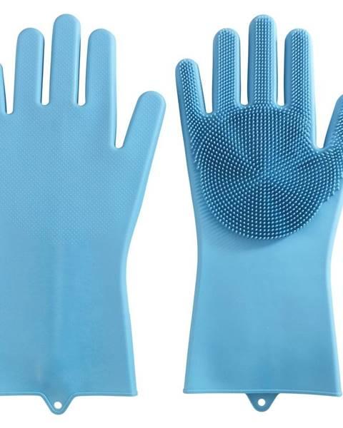 Wenko Pár silikónových rukavíc na umývanie riadu Wenko Rena