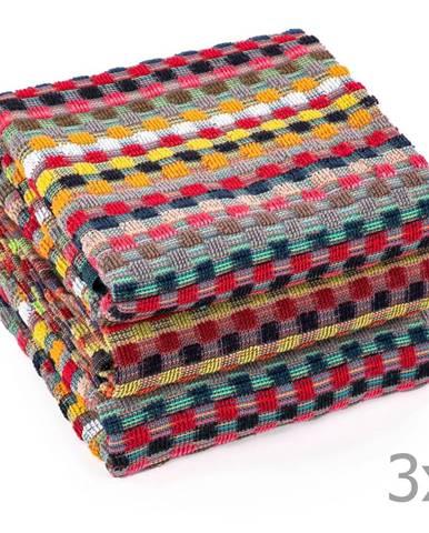 Sada 3 uterákov Tiseco Home Studio Terry, 50 × 70 cm