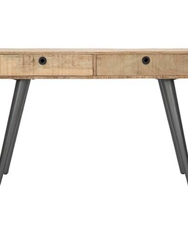 Konzolový stolík z mangového dreva Mauro Ferretti Belgrado