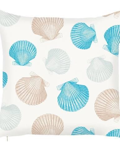 Obliečka na vankúš Mike&Co.NEWYORK Beach Findings, 43 × 43 cm