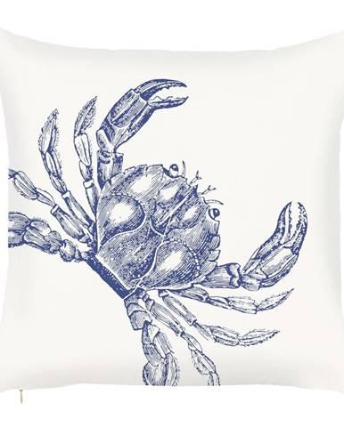 Obliečka na vankúš Mike&Co.NEWYORK Crab, 43 × 43 cm