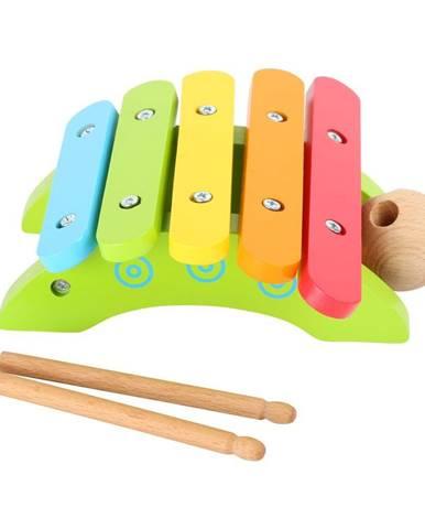 Drevený xylofón Legler Snail