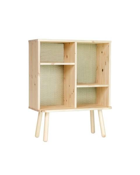 Karup Design Komoda z borovicového dreva v prírodnej farbe Karup Design Kyabi