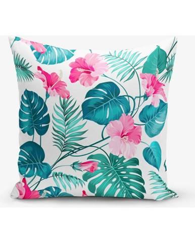Obliečka na vankúš s prímesou bavlny Minimalist Cushion Covers Dreaming, 45×45 cm