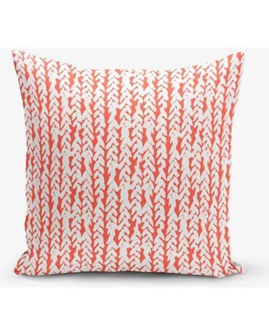 Obliečka na vankúš s prímesou bavlny Minimalist Cushion Covers Elle, 45×45 cm