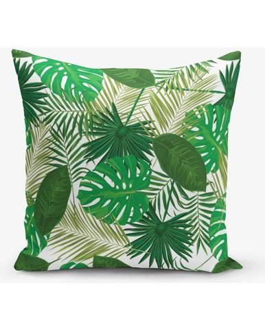 Obliečka na vankúš s prímesou bavlny Minimalist Cushion Covers Liandse, 45×45 cm