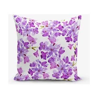 Obliečka na vankúš s prímesou bavlny Minimalist Cushion Covers Promise, 45×45 cm