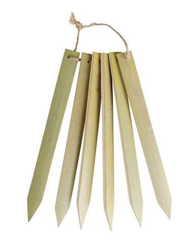 Bambusové štítky na označenie kvetín Esschert Design Heal