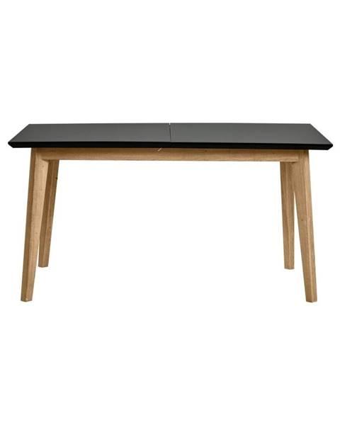 Marckeric Rozkládací jedálenský stôl v dekore dubového dreva Marckeric Ceilan