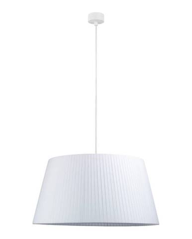 Biele závesné svietidlo Sotto Luce Kami, ∅ 54 cm