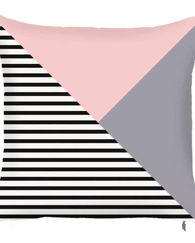 Obliečka na vankúš Mike&Co.NEWYORK Claris, 43 × 43 cm