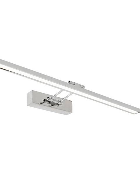 SULION Nástenné svietidlo s LED svetlom v striebornej farbe SULION Picasso