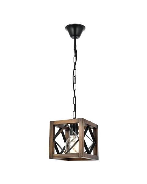 Beacon Závesné svietidlo z hrabového dreva Zikzak Rustik Ceviz