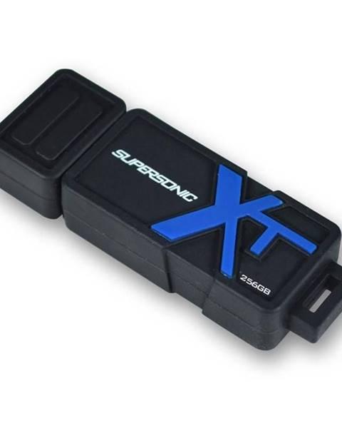 Patriot USB flash disk Patriot Supersonic Boost 256 GB čierny