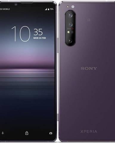Mobilný telefón Sony Xperia 1.II 5G fialový