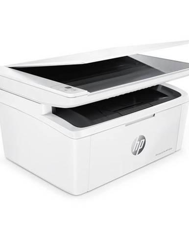 Tlačiareň multifunkčná HP LaserJet Pro MFP M28a biely