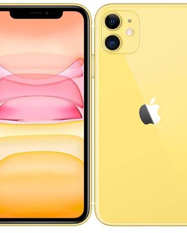 Mobilný telefón Apple iPhone 11 64 GB - Yellow