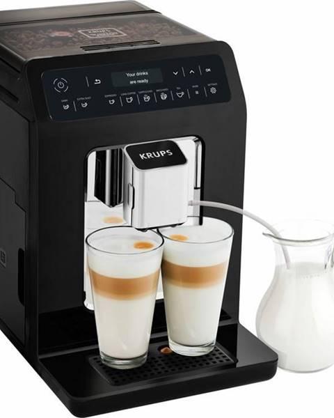 Krups Espresso Krups Evidence EA890810 čierne