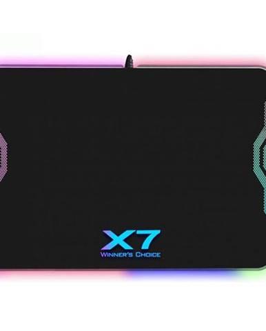 Podložka pod myš  A4Tech XP-50NH LED podsvícení 35 x 25 cm