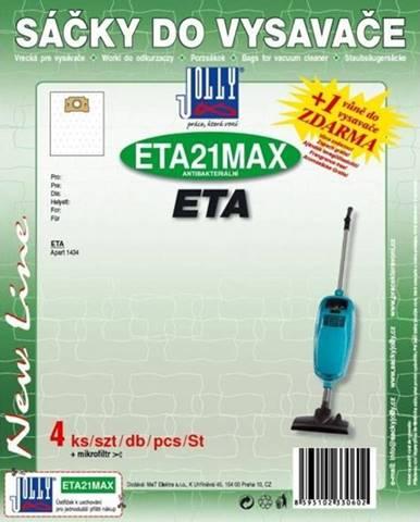 Sáčky pre vysávače Jolly ETA 21 MAX 3060