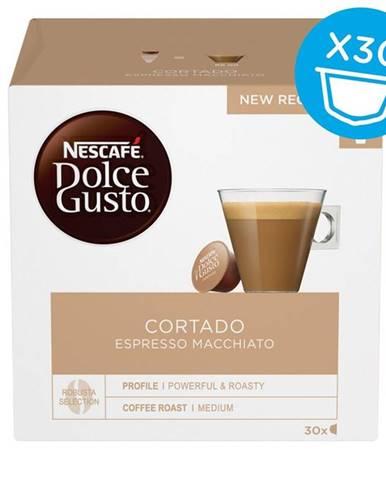 NescafÉ Dolce Gusto® Cortado kávové kapsule 30 ks