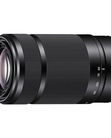 Objektív Sony E 55–210 mm f/4.5 – 6.3 OSS čierny