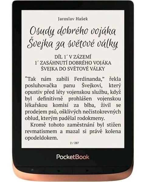 Pocket Book Čítačka kníh Pocket Book 632 Touch HD 3 - Spicy Copper