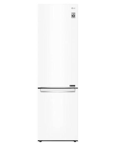 Kombinácia chladničky s mrazničkou LG Gbb62swgfn biela