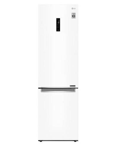 Kombinácia chladničky s mrazničkou LG Gbb72swdfn biela