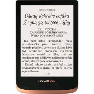 Čítačka kníh Pocket Book 632 Touch HD 3 - Spicy Copper