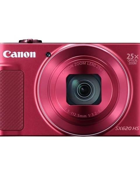 Canon Digitálny fotoaparát Canon PowerShot SX620 HS červený