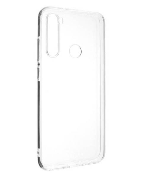 FIXED Kryt na mobil Fixed Skin na Xiaomi Redmi Note 8T priehľadný