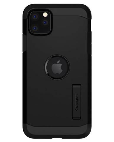 Kryt na mobil Spigen Tough Armor na Apple iPhone 11 Pro čierny