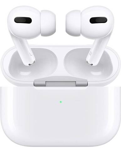 Slúchadlá Apple AirPods Pro biela
