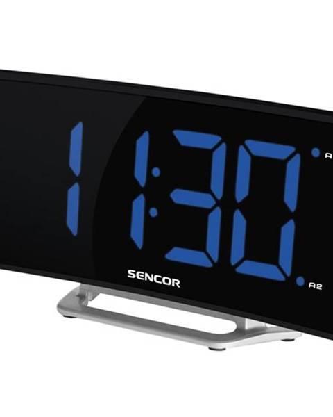 Sencor Budík Sencor SDC 120 čierny