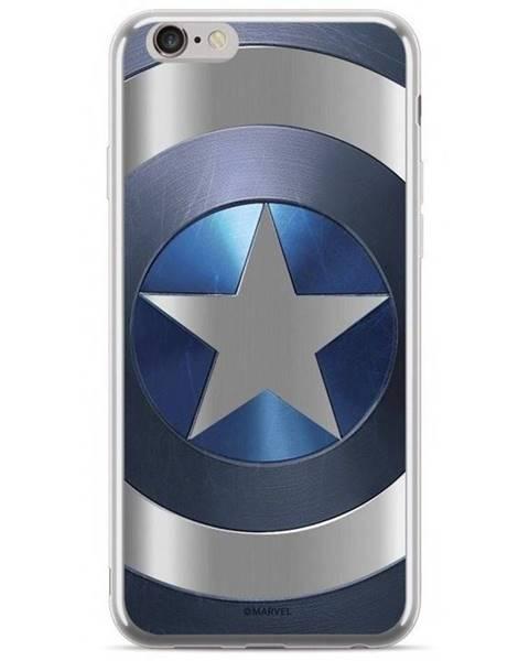 Marvel Kryt na mobil Marvel Captain America na Huawei P20 Lite strieborný