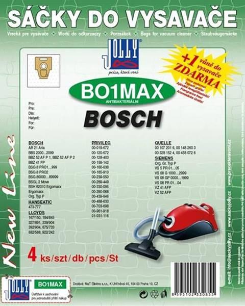 Jolly Sáčky pre vysávače Jolly MAX BO 1 Bosch
