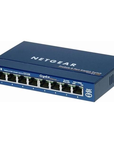 NETGEAR Switch Netgear Gs108ge