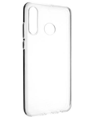 Kryt na mobil Fixed Skin na Huawei P30 Lite priehľadný