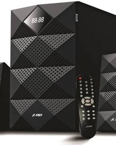 Reproduktory Fenda F&D A180X 2.1, bluetooth, rádio, USB, dálkové