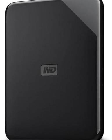 Externý pevný disk Western Digital Elements Portable SE 1TB čierny