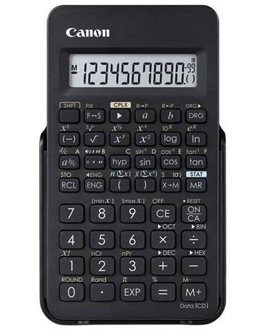 Kalkulačka Canon F-605G čierna