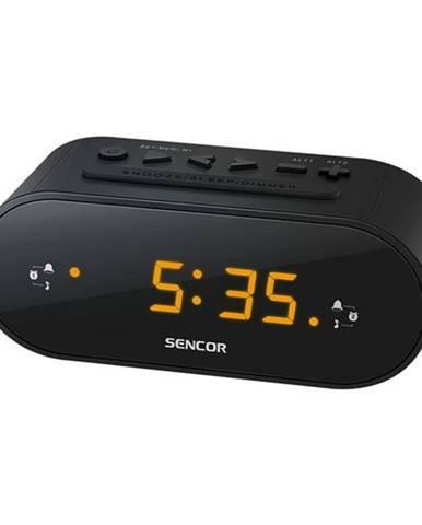 Rádiobudík Sencor SRC 1100 B čierny