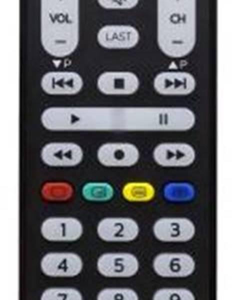 Philips Diaľkový ovládač Philips SRP2018/10 čierny