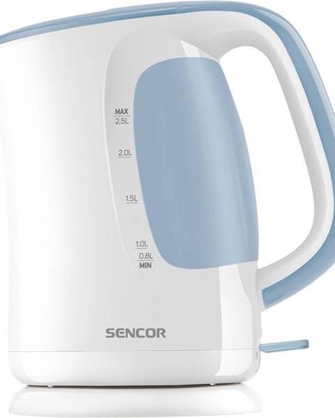 Sencor Rýchlovarná kanvica Sencor SWK 2510WH biela