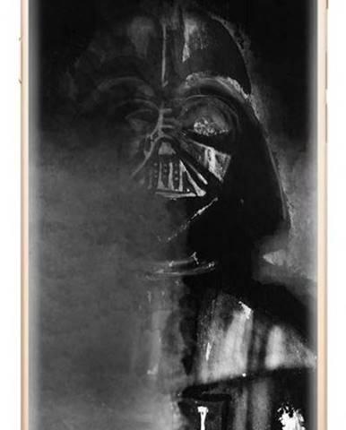 Kryt na mobil Star Wars Darth Vader na Apple iPhone Xs čierny