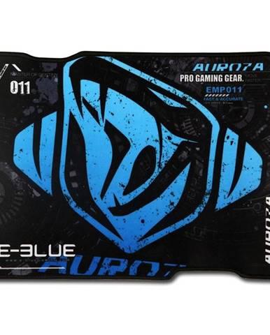 Podložka pod myš  E-Blue Auroza, 26,5 x 26,5 cm čierna/modrá