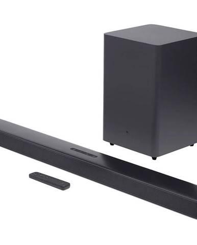Soundbar JBL BAR 2.1 Deep Bass čierny