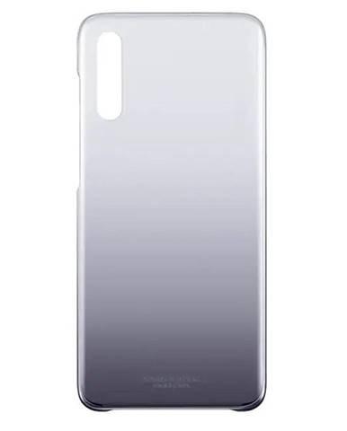Kryt na mobil Samsung Gradation Cover na Galaxy A70 čierny